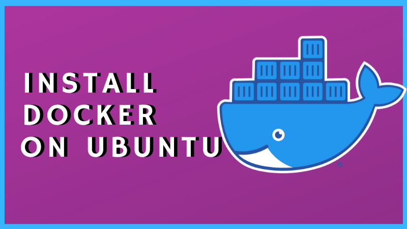 Install Docker On Ubuntu
