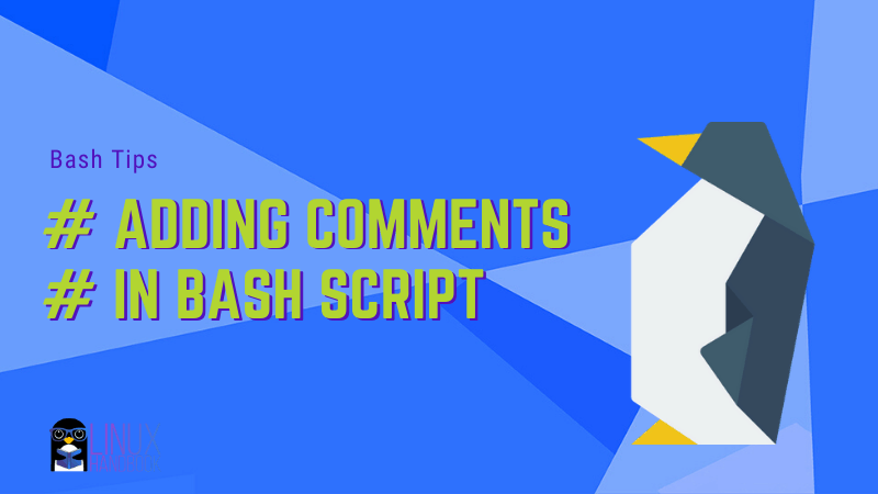 Bash Comments