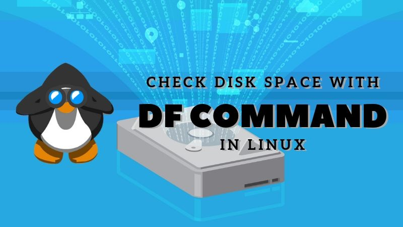 Df Command in Linux