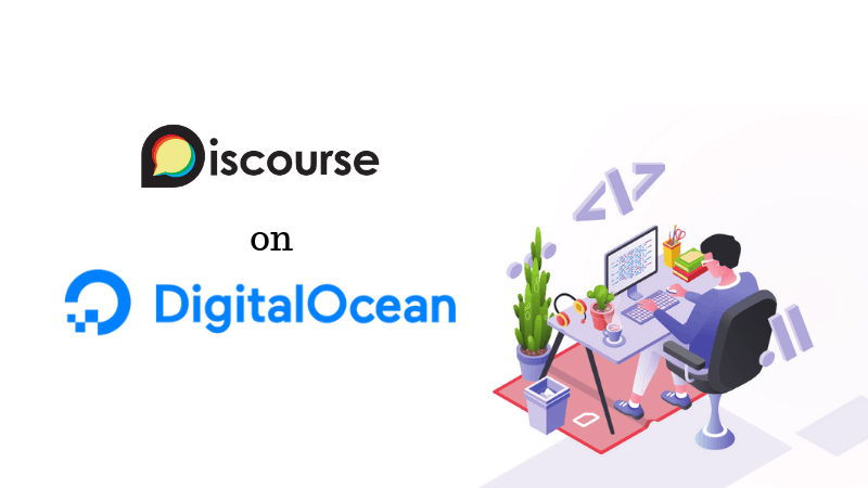 Set up Discourse On Digital Ocean