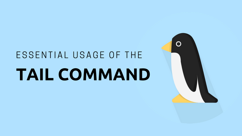 Linux Tail Command Examples