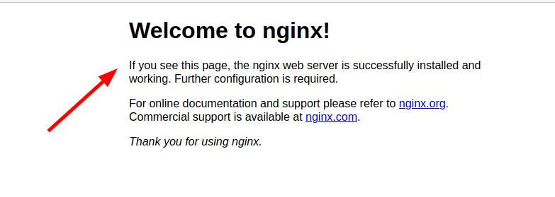Ngnix reverse proxy